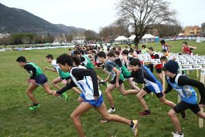 Festa del Cross 2016 Campionati Italiani Individuali di corsa campestre