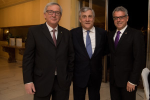 60th Anniversary of the Treaty of Rome – Meeting with Mayor of Norcia