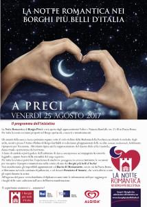 La notte romantica dei Borghi piu belli - 24 giugno 2017 - Campa