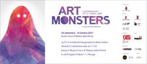 invito_inaugurazione ART MONSTERS 2017_mail