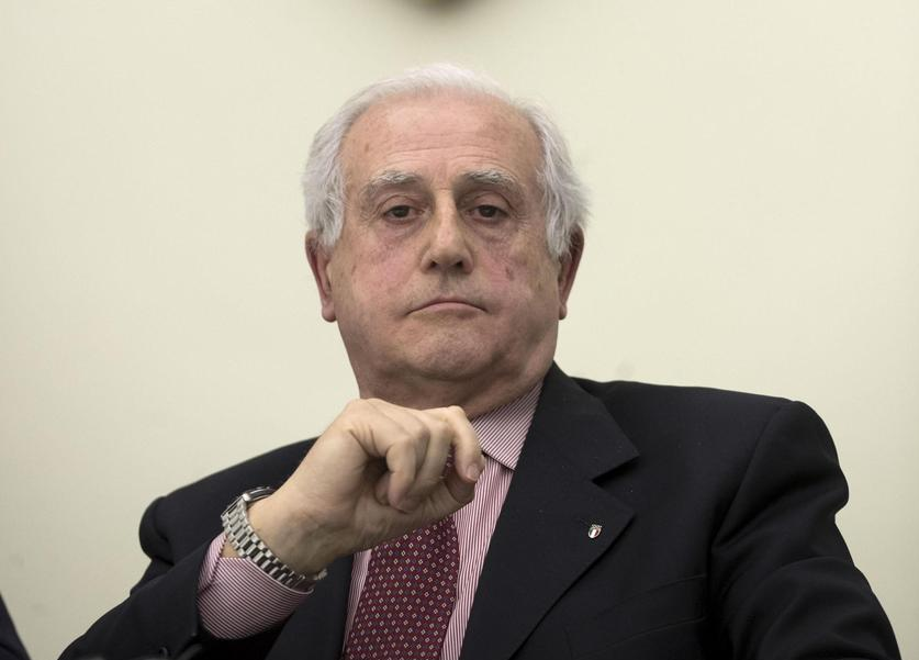 ELECTION OF SPECIAL COMMISIONER OF ITALIAN SOCCER (FIGC)