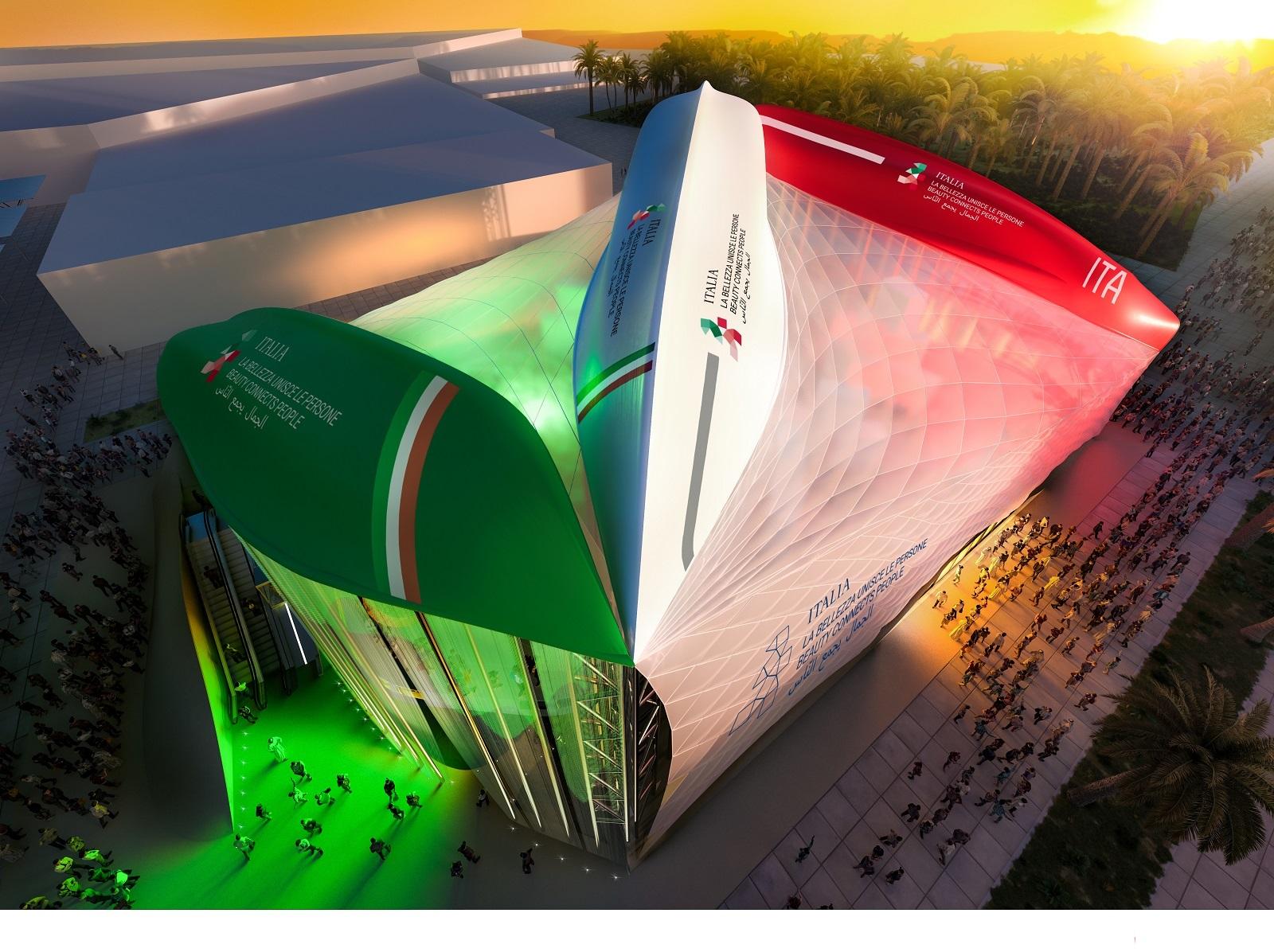 Padiglione Italia EXPO 2020 Dubai