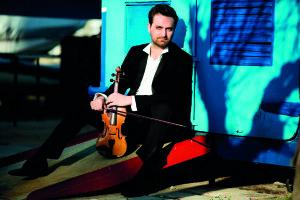 Il violinista Daniele Orlando