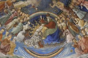 Filippo Lippi, incoronazione della vergine