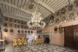 Salone dei Vescovi, Museo Diocesano