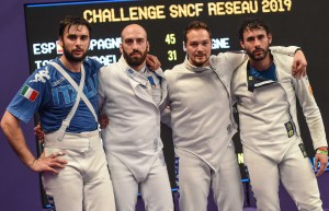 italia-spada-maschile-parigi2019