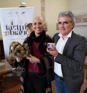 Silvana Benigno e  Giuliano Marinelli