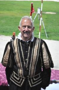 Il Presidente della giuria di gara, Mariano Angioni