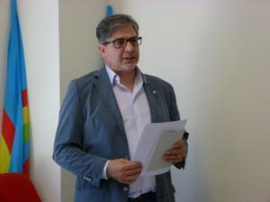Stefano Cecchetti segretario generale Uiltrasporti Umbria