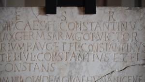 Il rescritto di Costantino