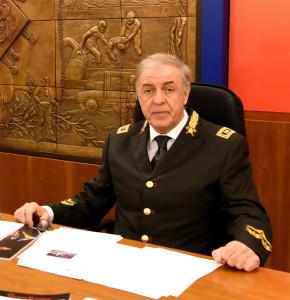 Ing. Michele Zappia, comandante provnciale di Perugia