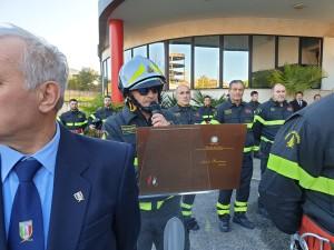 Ing. Maurizio Colizzi, il Trilussa dei Vigili del fuoco