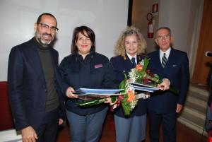 Anna Maria Mancini e Simonetta Remediani