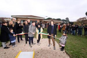 Inaugurazione giardini 1