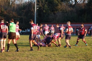 Barton Rugby Perugia - Unione Rugby Capitolina