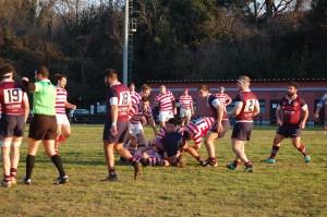 Barton Rugby Perugia - Unione Rugby Capitolina
