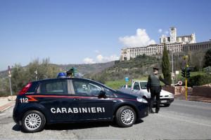 Carabinieri Assisi