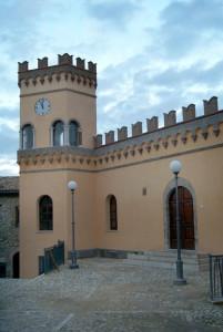 Giano dell'Umbria , municipio