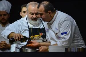 Chef non vedente Antonio Ciotola