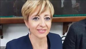 Il Sindaco di Marsciano Francesca Mele
