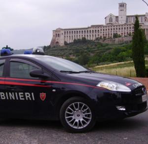 Carabinieri 2 Assisi