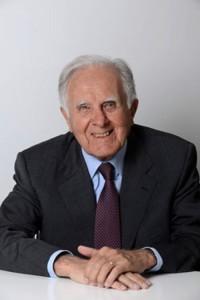 Prof. Pier Giuseppe Torrani, Presidente di Fondazione AIRC