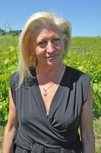 Lucia Smurra, consigliera del Comitato Airc dell'Umbria, di cui è presidente Elisabetta Puccetti Margaritelli