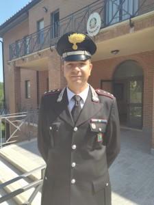 Il Capitano Andrea Caneschi