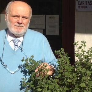 Il direttore Caritas Diocesana di Perugia, diacono Giancarlo Pecetti