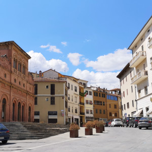 Marsciano, Largo Goldoni