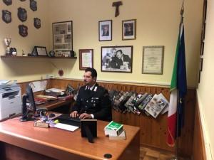 M.llo Stefano Partenzi C.te Stazione Giano dell'Umbria