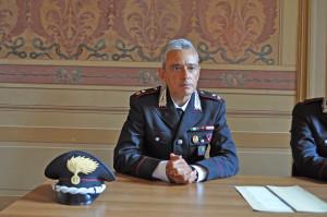 carabinieri Maggiore Ridolfini