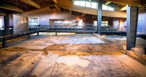 Villa mosaici spello 1