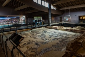 Villa mosaici spello2
