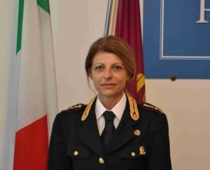 Primo Dirigente della Questura di Perugia, dr.ssa Maria Olivieri,