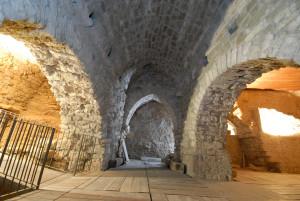 Area archeologica sottostante la cattedrale di san Lorenzo