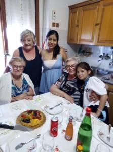 Nonna Faustina, fra le donne più longeve dell'Umbria