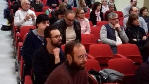 partecipanti ad un incontro del centro teologico diocesano-2