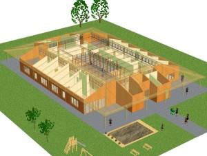 L'obiettivo è coniugare qualità edilizia e sicurezza antisismica con le esigenze di scuole salubri e confortevoli