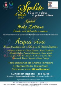 Acqua viva_Musica brasiliana