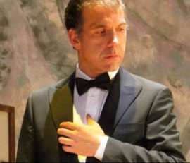 Maestro Davide Rocca Baritono