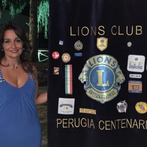 Le neo Presidente Marta Bocci
