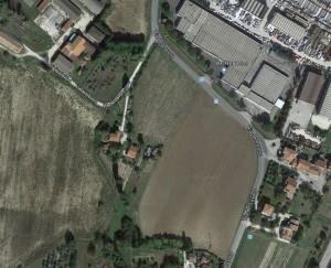 Bastia, via Fonte del lupo