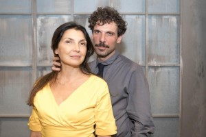 I protagonisti: Maria Pia Calzone e Francesca Montanari