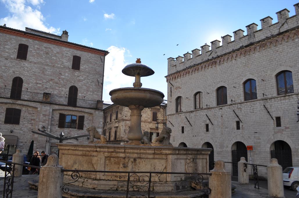 Comune fontana
