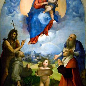 Madonna Di Foligno