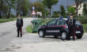 Pattuglia Carabinieri Cannara