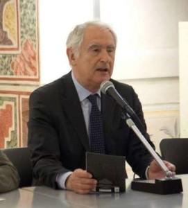 Il Presidente dellAssociazione Amici di Spoleto Dario-Pompili