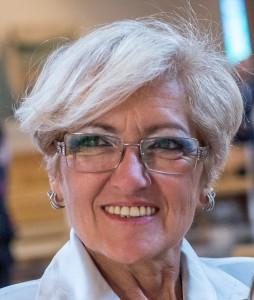 Gabriella Agnusdei,  presidente del Club perugino