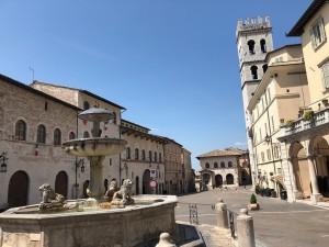 Assisi deserta